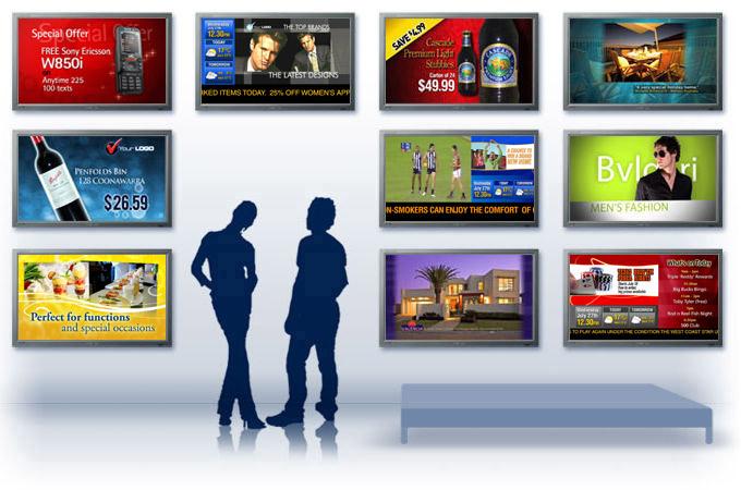 Advantages of Digital Signage