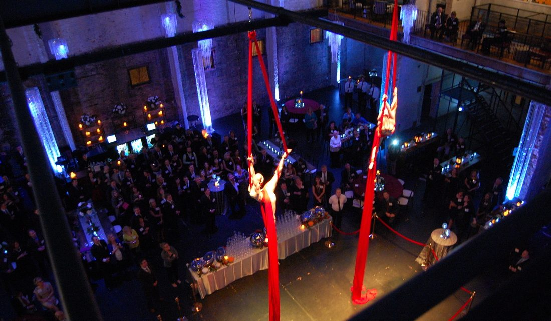 The purpose of hiring an entertainment agency for a corporate event