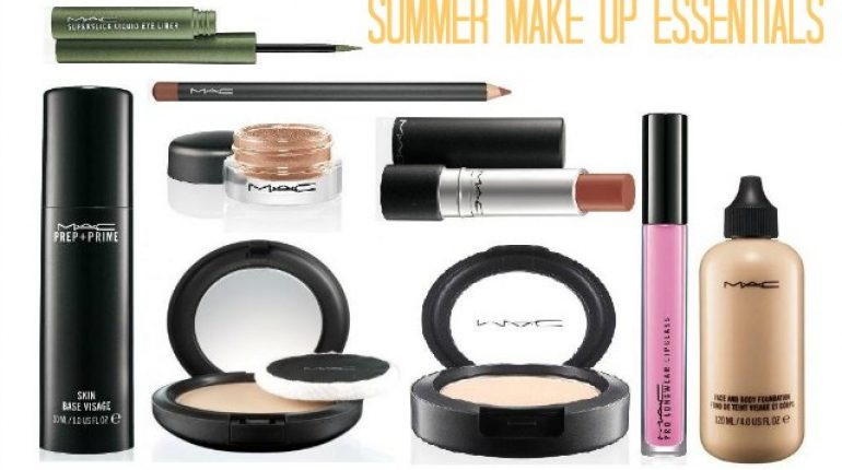 Top Makeup Products for Summer Season